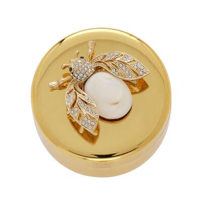 Joanna Buchanan Mother-Of-Pearl Bug Jewelry Box