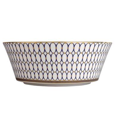 "Wedgwood ""Renaissance Gold"" Serving Bowl, , default"
