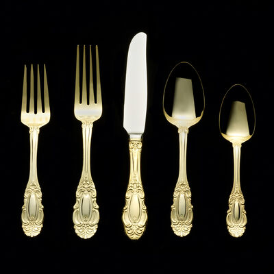 "Wallace ""Duchess"" 65-pc. Service for 12 Flatware Set, , default"
