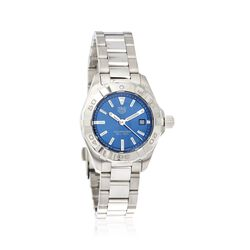 TAG Heuer Aquaracer Women's 27mm Stainless Steel Watch With Blue Dial , , default