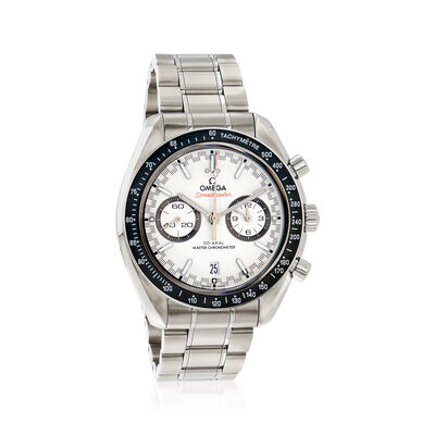 Omega Speedmaster Racing Men's 44mm Stainless Steel Watch