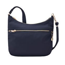 "Travelon ""Anti-Theft Tailored"" Sapphire-Blue Nylon Twill Hobo Bag   , , default"