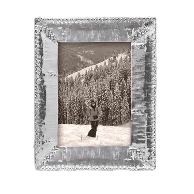 "Mariposa ""Woodlands"" Birch 5x7 Picture Frame"