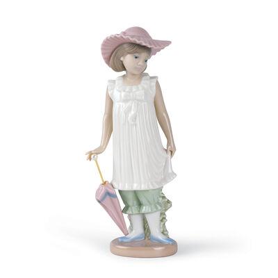 "Nao ""April Showers"" Porcelain Figurine, , default"