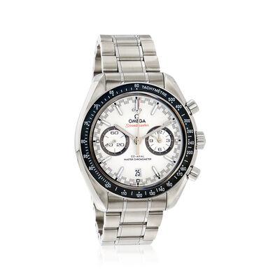 Omega Speedmaster Racing Men's 44mm Stainless Steel Watch, , default