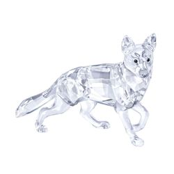 "Swarovski Crystal ""German Shepherd"" Figurine, , default"