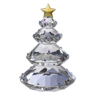 Judith Ripka Crystal Christmas Tree
