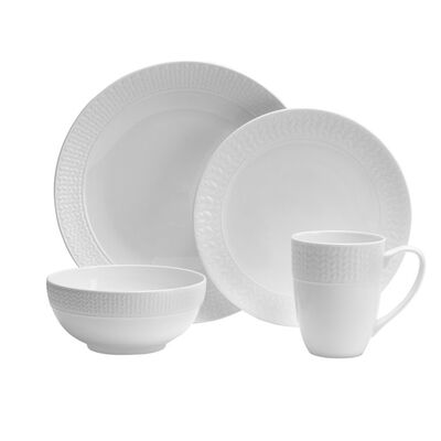 "Mikasa ""Abbey"" 16-pc. Service for 4 Dinnerware Set, , default"