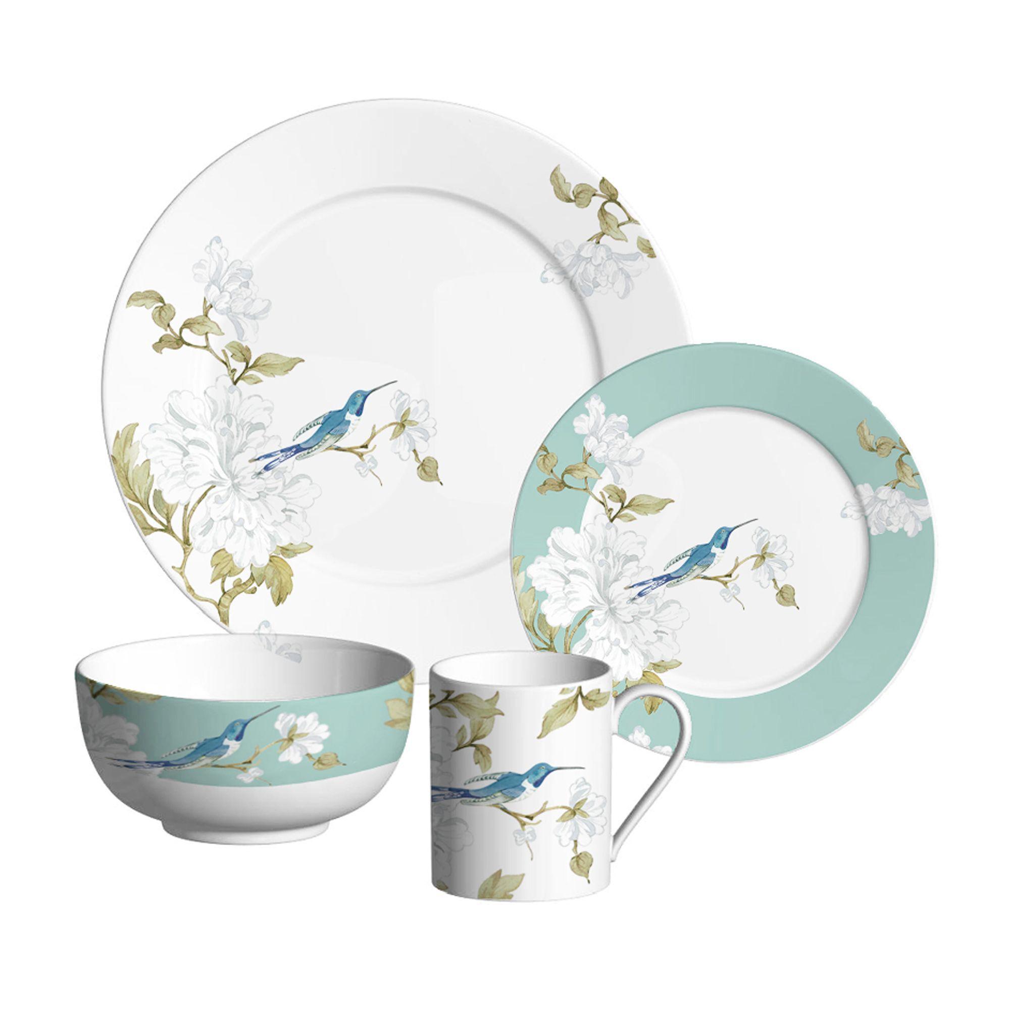 Royal Worcester U0026quot;Nectaru0026quot; Porcelain Dinnerware, ...