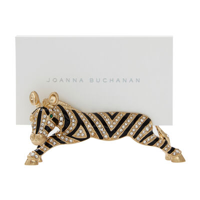 Joanna Buchanan Zebra Place Card Holders, , default