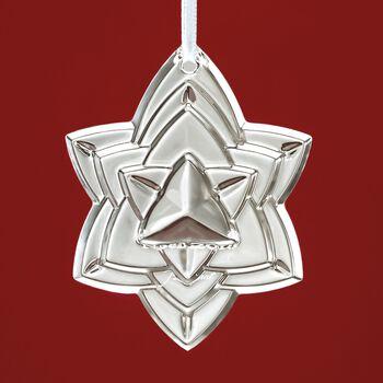 "Baccarat 2018 Annual ""Noel"" Crystal Star Ornament, , default"