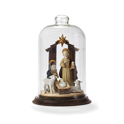 Reed & Barton Nativity Cloche, , default