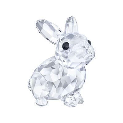 "Swarovski Crystal ""Baby Rabbit"" Figurine"