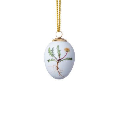 "Royal Copenhagen ""Spring"" 2020 Dandelion Porcelain Easter Egg, , default"