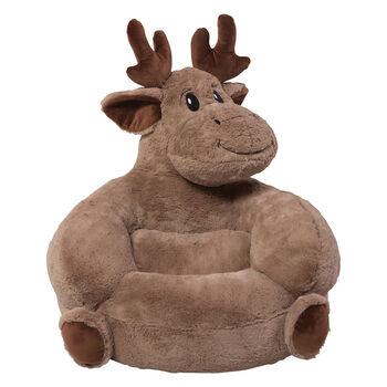 http://www.ross-simons.com - Children's Plush Moose Chair