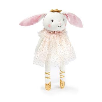 http://www.ross-simons.com - Children's Bella Bunny Plush