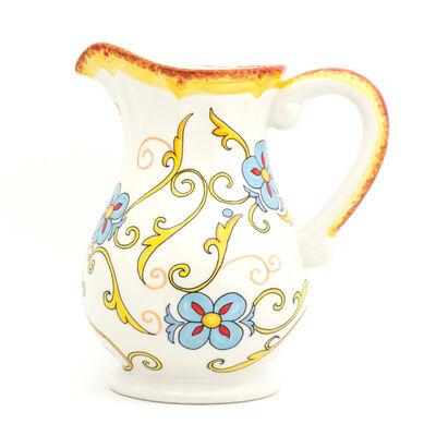 """Euro Ceramica """"Duomo"""" Renaissance Pitcher, , default"""
