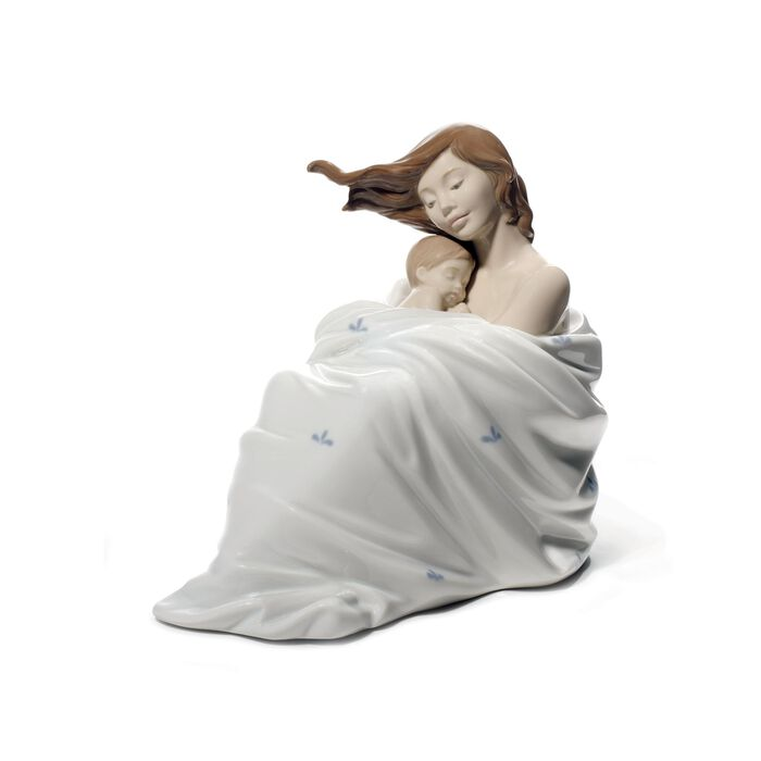 "Nao ""Cozy Slumber"" Porcelain Figurine"