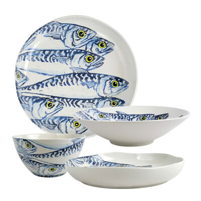 """Vietri """"Maccarello"""" Serving Bowl from Italy"""