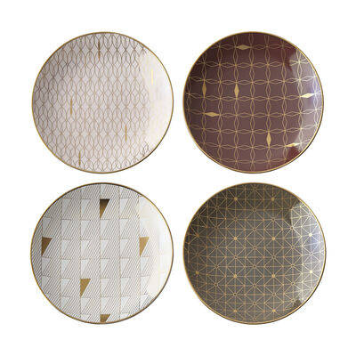 "Lenox ""Trianna"" Assorted 4-pc. Tidbit Plates, , default"