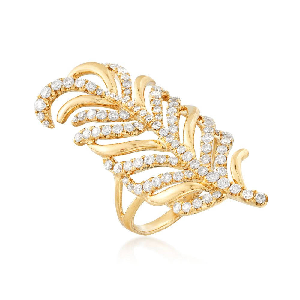 Ross Simons Diamond Rings
