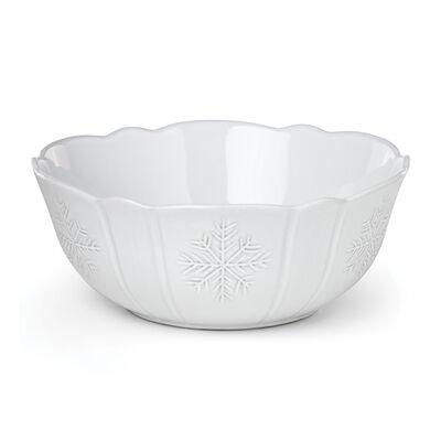 """Lenox """"Alpine"""" Carved Serving Bowl, , default"""
