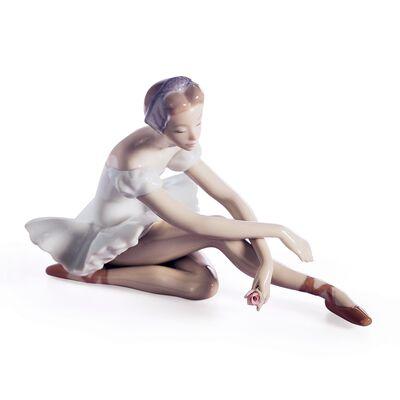 """Lladro """"Rose Ballet"""" Porcelain Figurine, , default"""