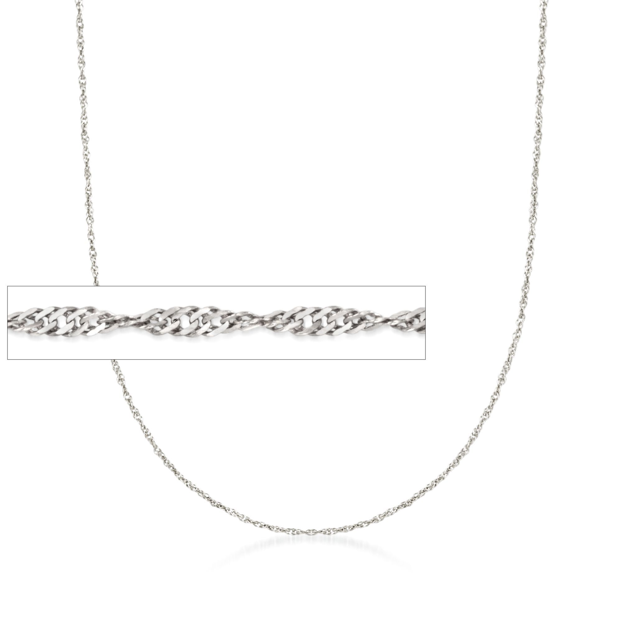 Sterling Silver Girls .8mm Box Chain WORLDS GREATEST MOM Word Pendant Necklace