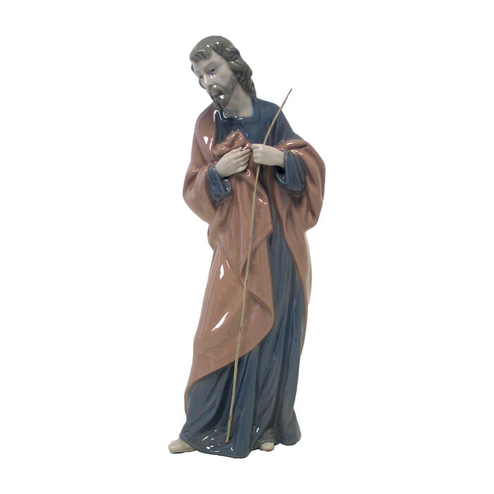 "Nao ""St. Joseph"" Porcelain Figurine"