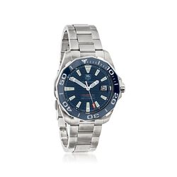 TAG Heuer Aquaracer Men's 41mm Stainless Steel Watch , , default