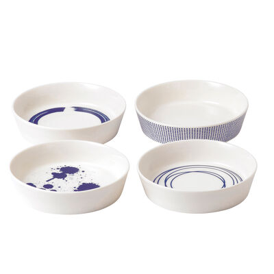 """Royal Doulton """"Pacific"""" Set of 4 Serving Dishes"""