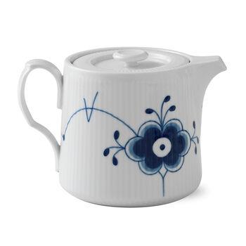 "Royal Copenhagen ""Blue Fluted Mega"" Porcelain Tea Service"