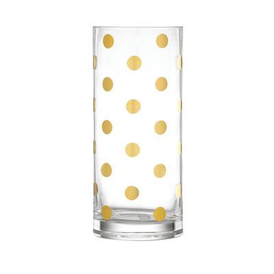 "Kate Spade New York ""Pearl Place"" Crystal Vase"