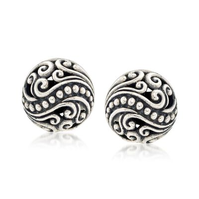 Silver Earrings 889826