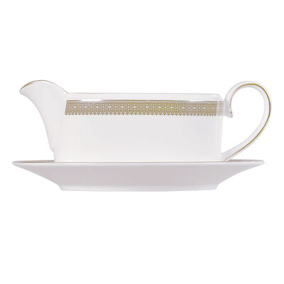 """Vera Wang for Wedgwood """"Lace Gold"""" Serveware, , default"""