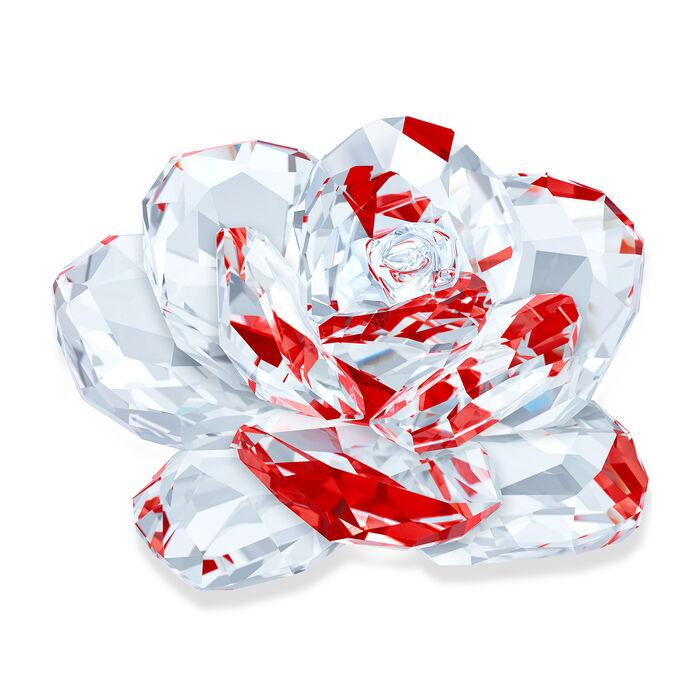 Swarovski Crystal Rose Figurine, , default