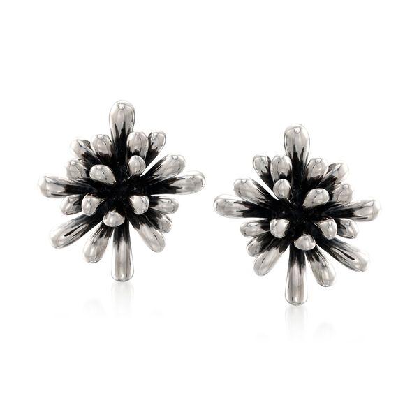 Jewelry Sterling Earrings #027190