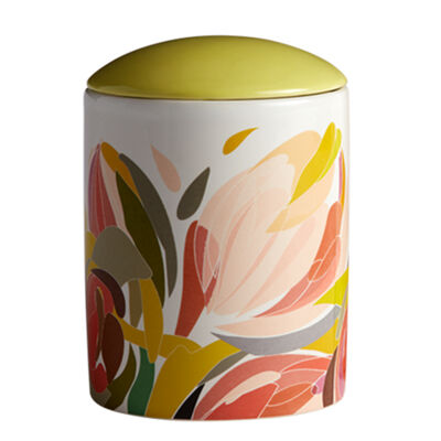Maia Large Ceramic Candle