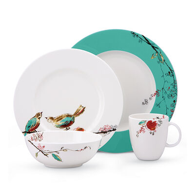 "Lenox ""Chirp"" 4-pc. Place Setting, , default"
