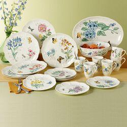 """Lenox """"Butterfly Meadow"""" Porcelain Dinnerware, , default"""