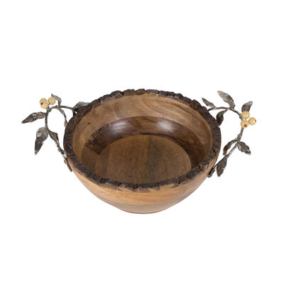 "Fitz and Floyd ""Woodgrove"" Serving Bowl, , default"