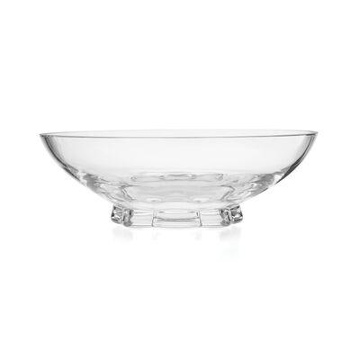 "Kate Spade New York ""Gramercy"" European Glass Centerpiece Bowl, , default"