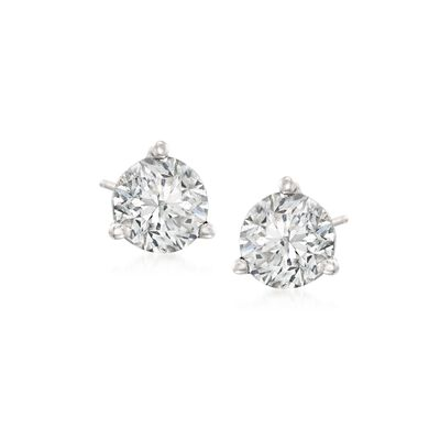 .25 ct. t.w. Diamond Martini Stud Earrings in Platinum, , default
