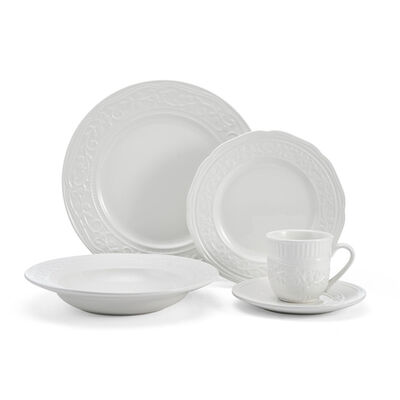"Mikasa ""American Countryside"" 40-pc. Service for 8 Dinnerware Set"