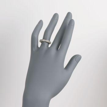 Gabriel Designs .45 ct. t.w. Diamond Wedding Ring in 14kt White Gold, , default