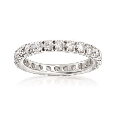 2.00 ct. t.w. Diamond Eternity Band in Platinum, , default