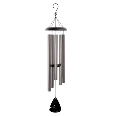 Signature Series Pewter Fleck Wind Chimes