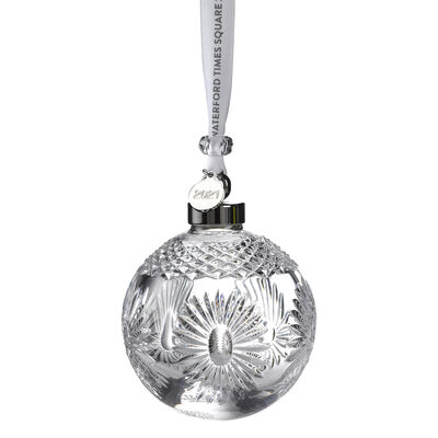 Waterford Crystal 2021 Times Square Ball Ornament