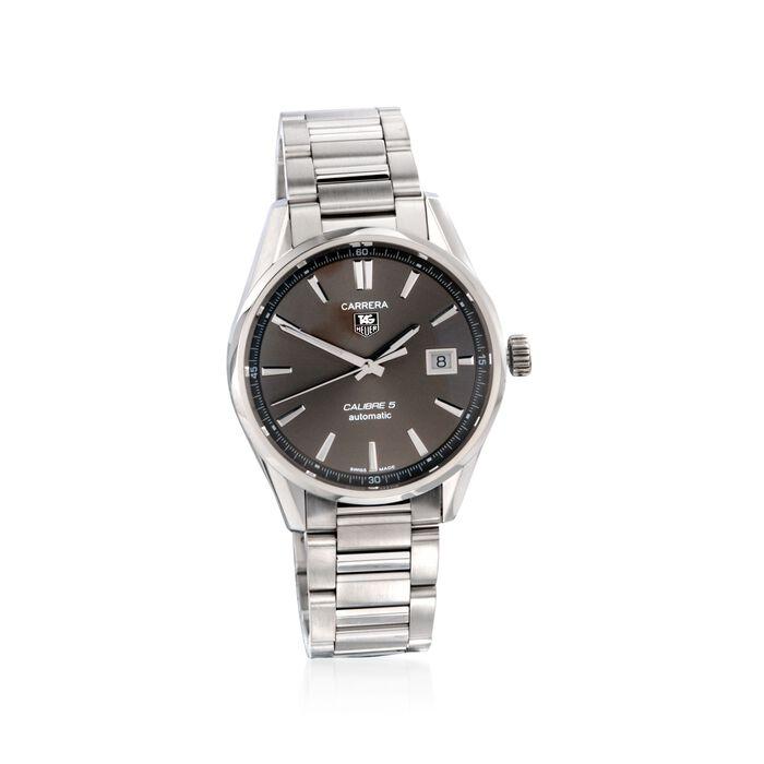 TAG Heuer Carrera Men's 39mm Stainless Steel Watch , , default