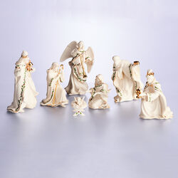 Lenox 7-Piece Nativity Set, , default